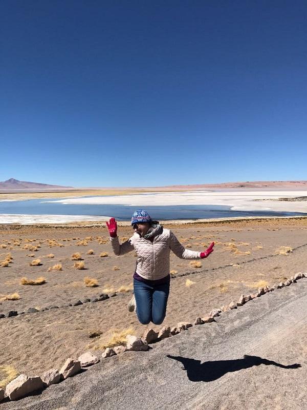 Viagem ao deserto do Atacama - Priscilla Portugal