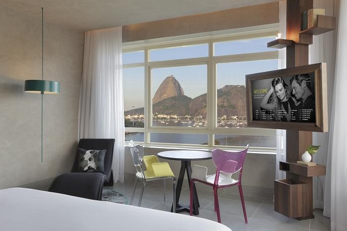 hotel Yoo2 - fim de semana no Rio de Janeiro