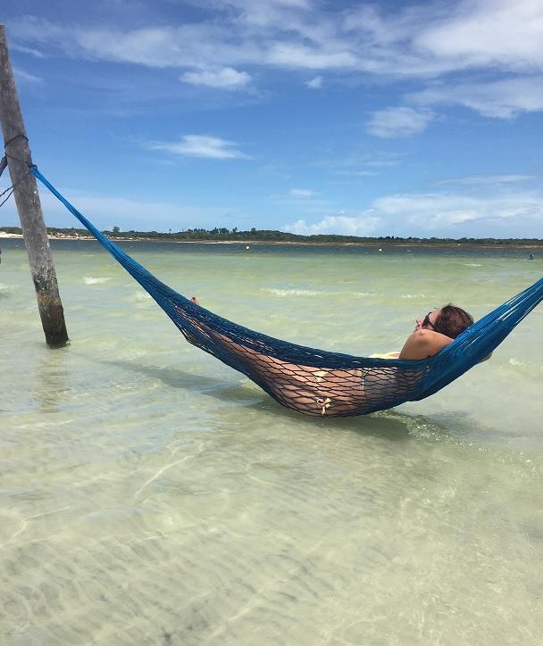 lagoa Paraíso Jeri