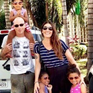 Malu Abib - 3 FIVs, adotou 3 meninas