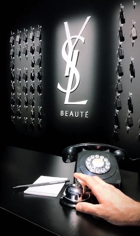 ysl beauty hotel2