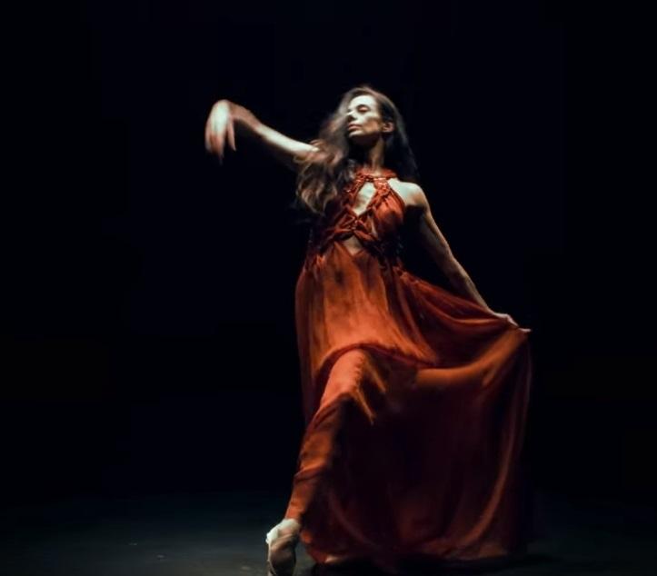 nunca é tarde para sonhar - bailarina Alessandra Ferri novo