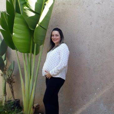 Tais - dois anos para engravidar